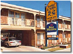 Burke and Will Motor Inn